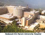 Hadassah Ein Karem University Hospital